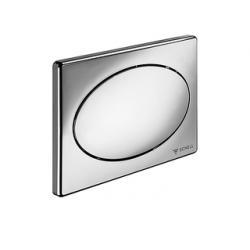Plaque de commande WC