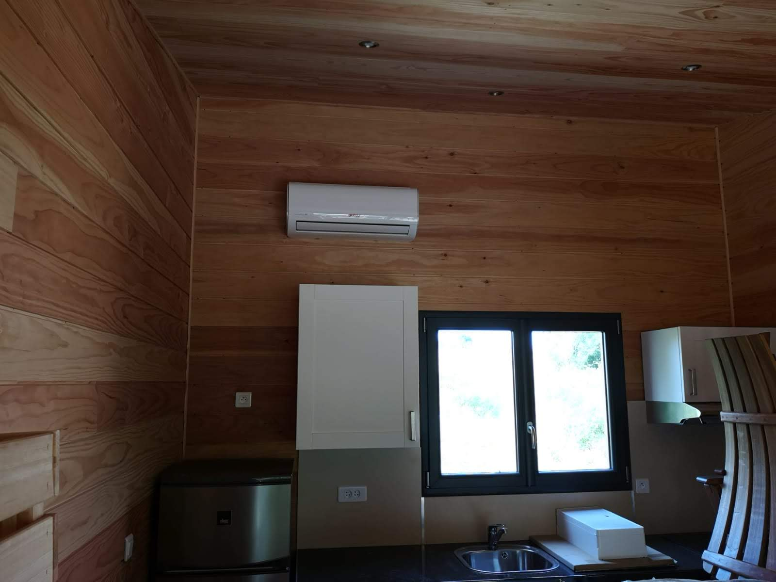 climatisation chalet mobile home 03