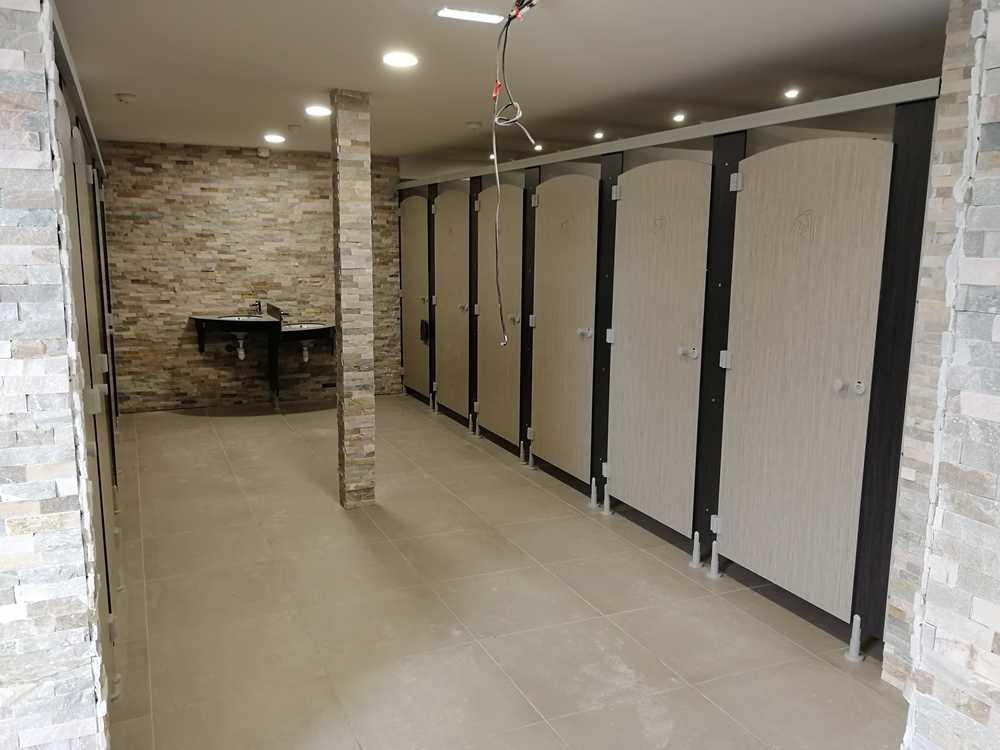 rénovation blocs sanitaires standards fermés bretagne